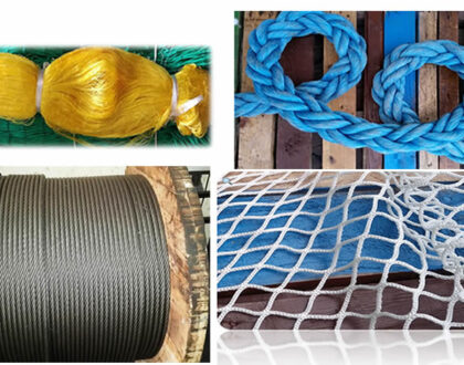 Importing Fishery materials