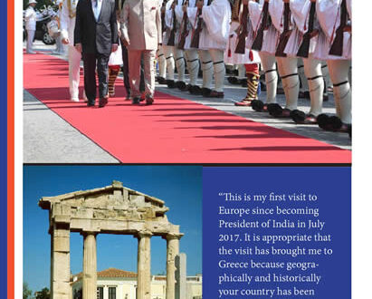 Launch of the Greek Indian Economic Forum, Spring 2021